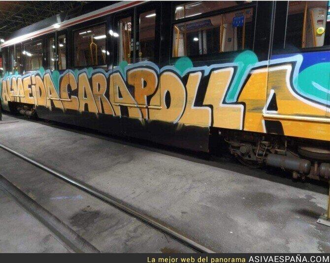 127213 - Acción poética Metro de Madrid