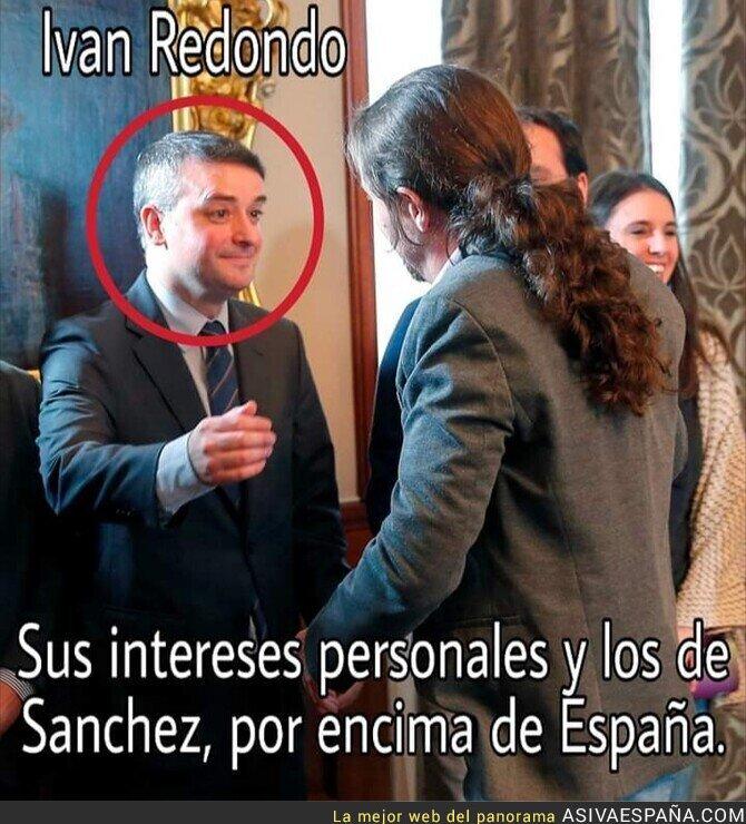 127302 - Este es el responsable de los bandazos de Pedro Sánchez