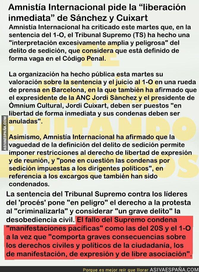 128138 - Amnistía Internacional pide la
