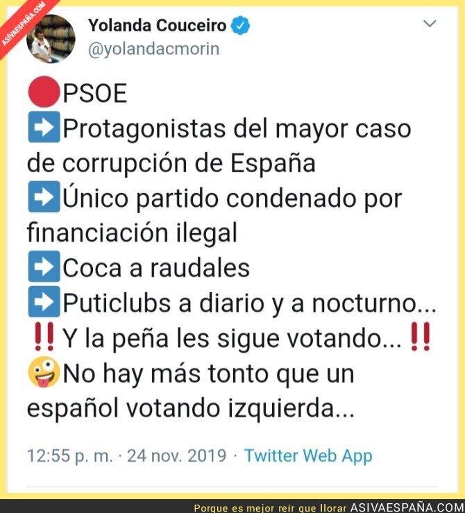 128154 - Que no caiga en el olvido la sentencia política al PSOE por los ERE falsos