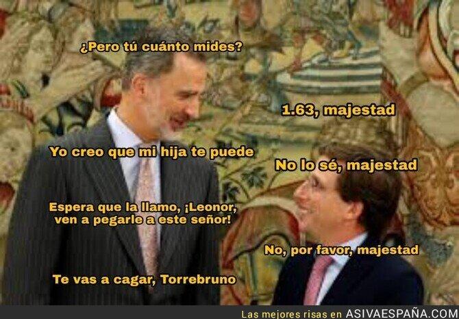 128506 - José Luis tiene miedo