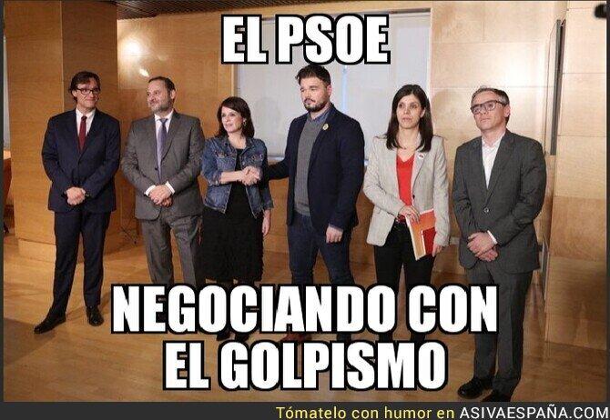 128558 - La verdadera cara del PSOE