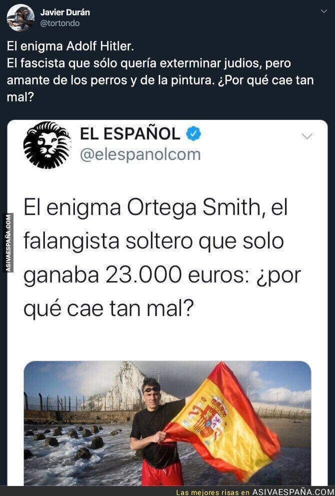 128771 - ¿Por qué cae tan mal Javier Ortega Smith?