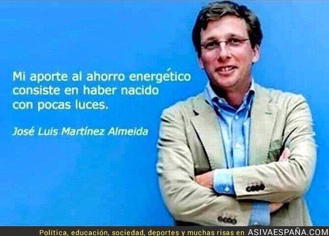 128986 - El gran ahorro energético que tenemos con José Luis Martínez Almeida