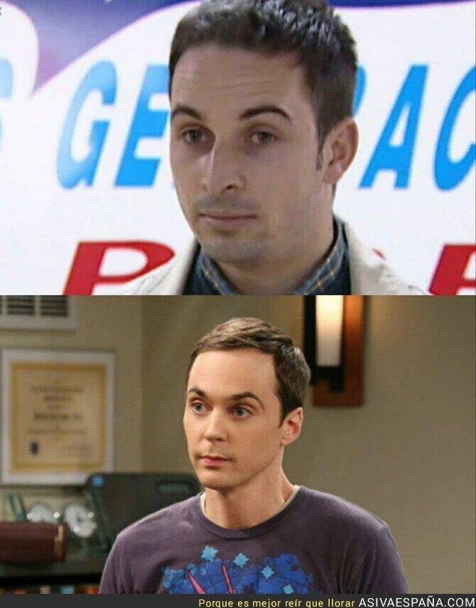 129312 - El pobre Sheldon no merece tal comparación