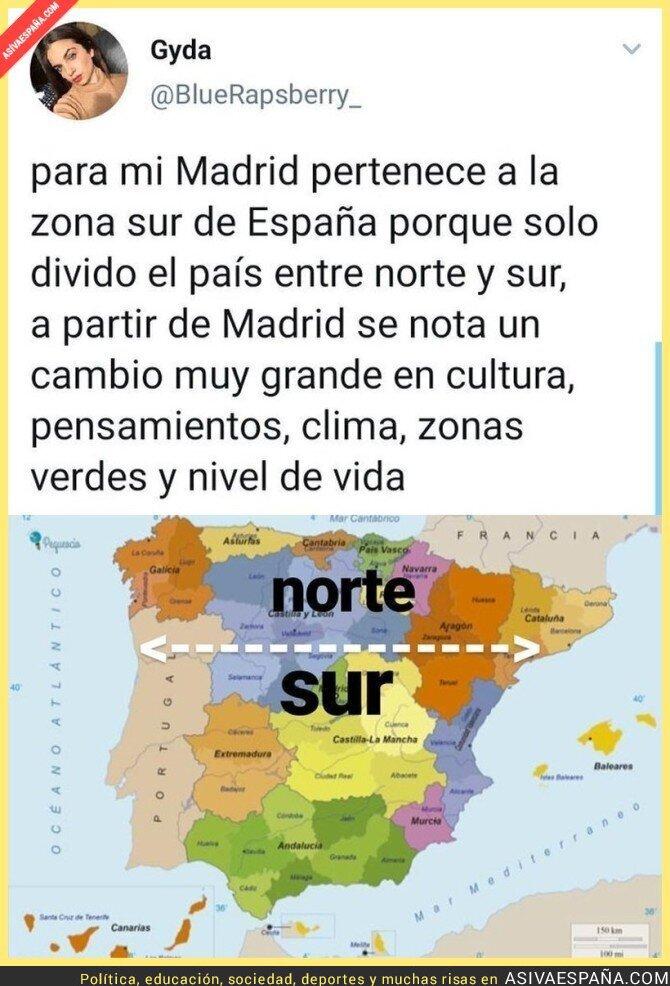 129439 - El norte y sur de España