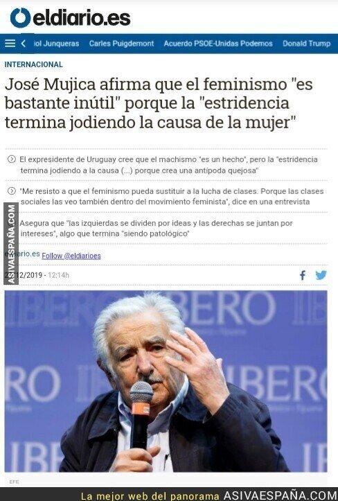 130105 - José Mujica, nuevo