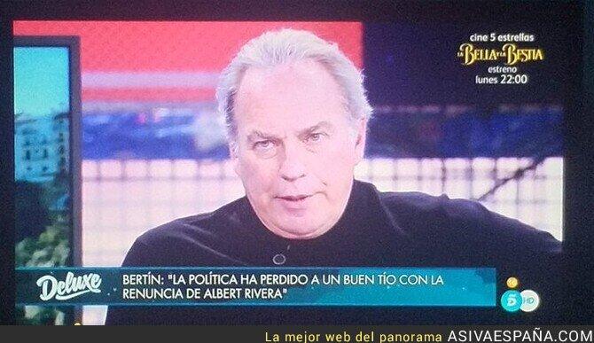 130200 - Bertín y sus verdades en televisión