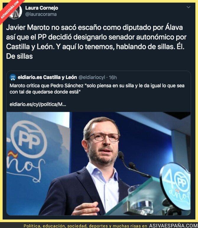 130229 - Menudo jeta es Javier Maroto