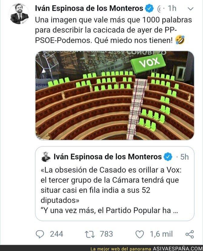 130311 - PP y PSOE sí se ponen de acuerdo para orillar a VOX