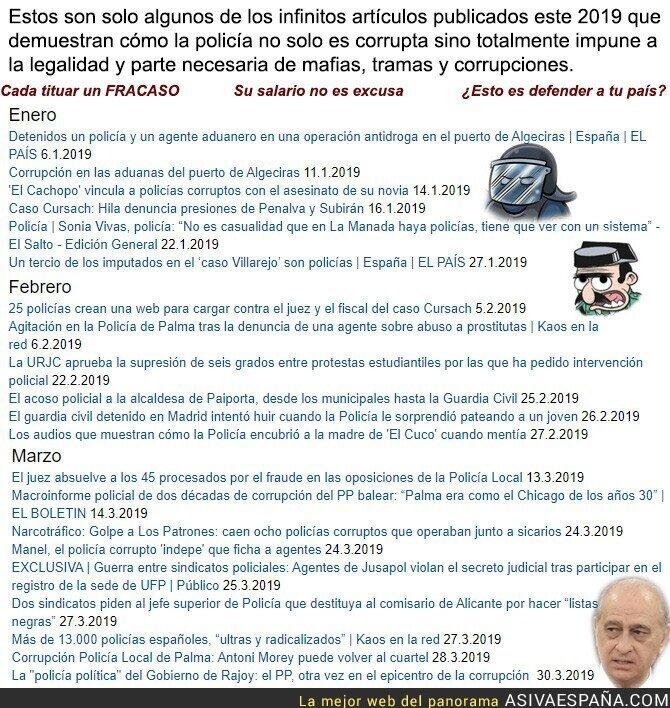 130404 - Crímenes de la Policía Española