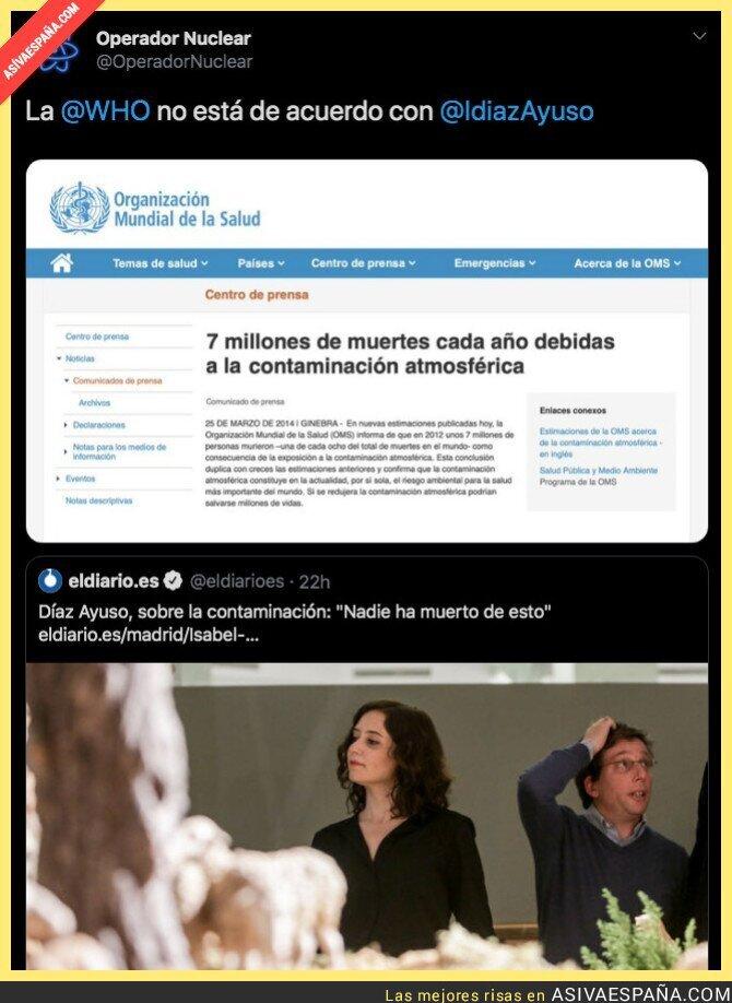 130793 - Menuda presidenta tiene Madrid