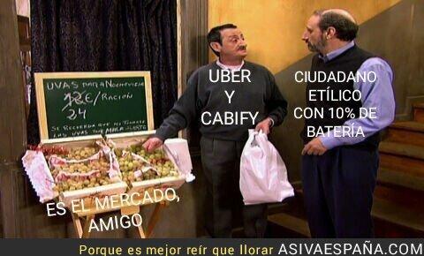 130890 - Así funciona Cabify y Uber