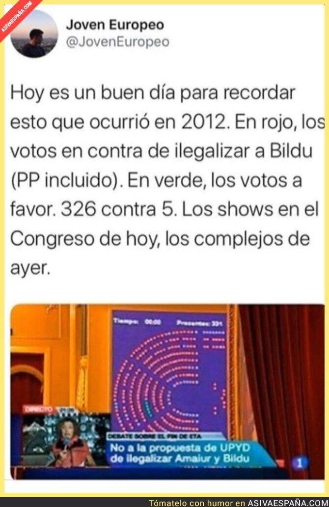 131488 - Cuando UPyD se quedó solo para ilegalizar Bildu