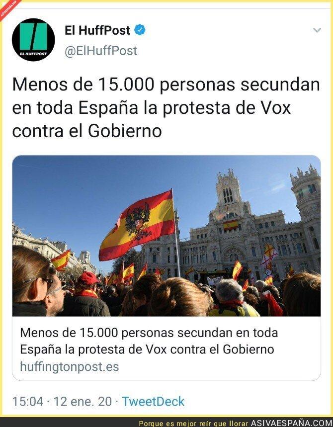 131732 - Solo hay 15 mil españoles en España