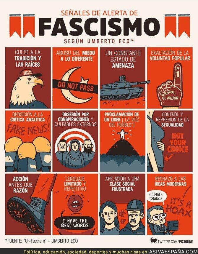 131919 - 14 Señales de fascismo