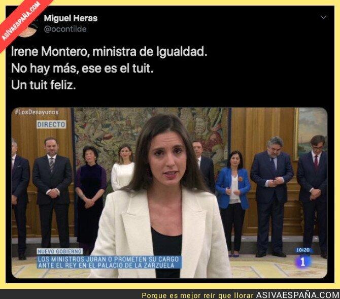 131945 - Nada puede ir mal con Irene Montero