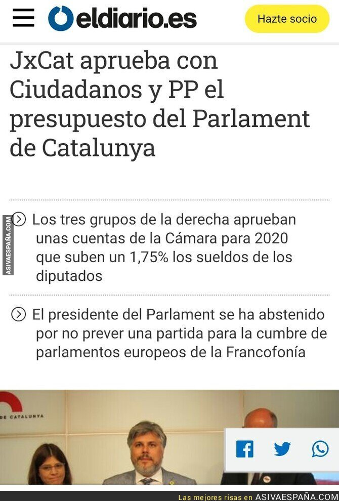 131997 - PP y Cs pactando con independentistas ¡Sorpresa!