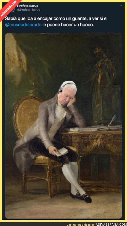 132301 - Margallo hecho obra de arte