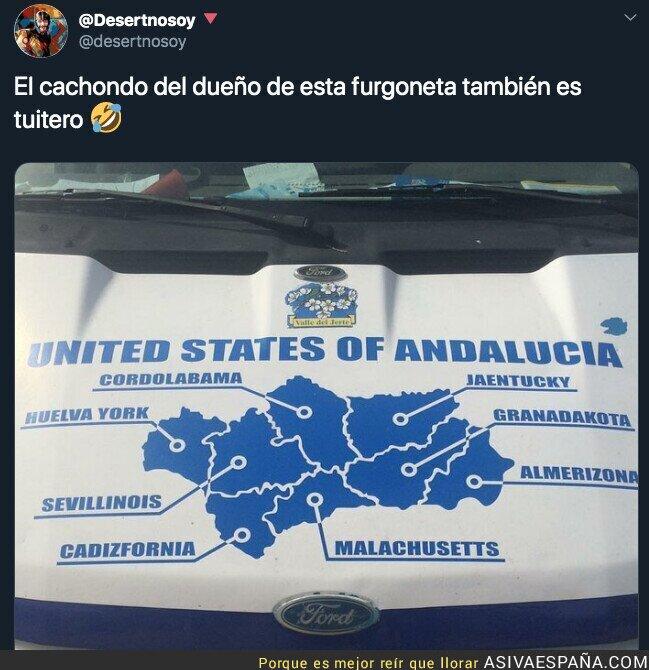 132303 - El cachondeo que hay en Andalucía no lo encuentras en ninguna otra parte