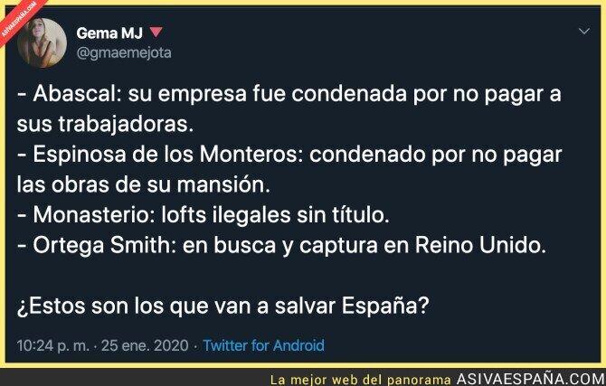 133073 - Los salvadores de España