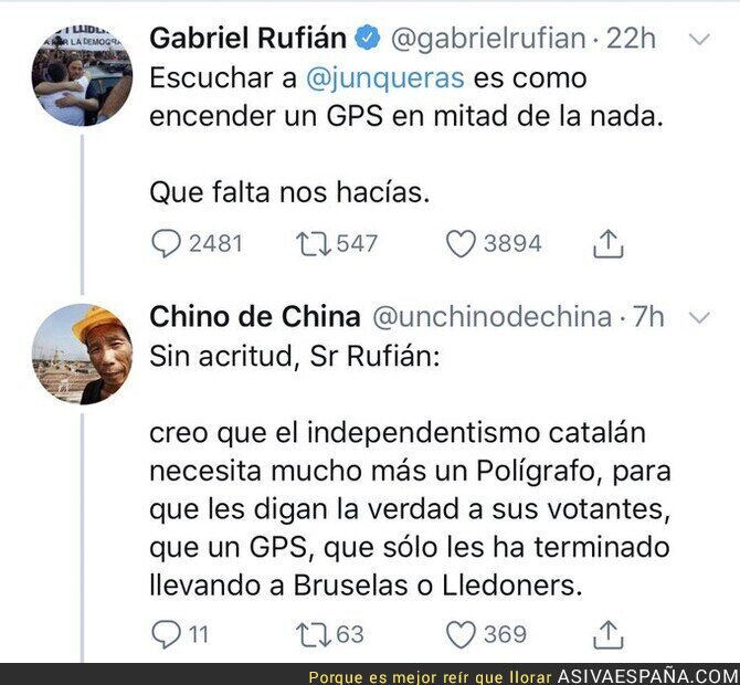 133505 - El GPS del independentismo