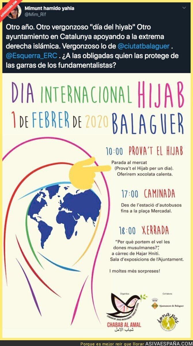 133684 - Las actividades por el Día Internacional del Hiyab
