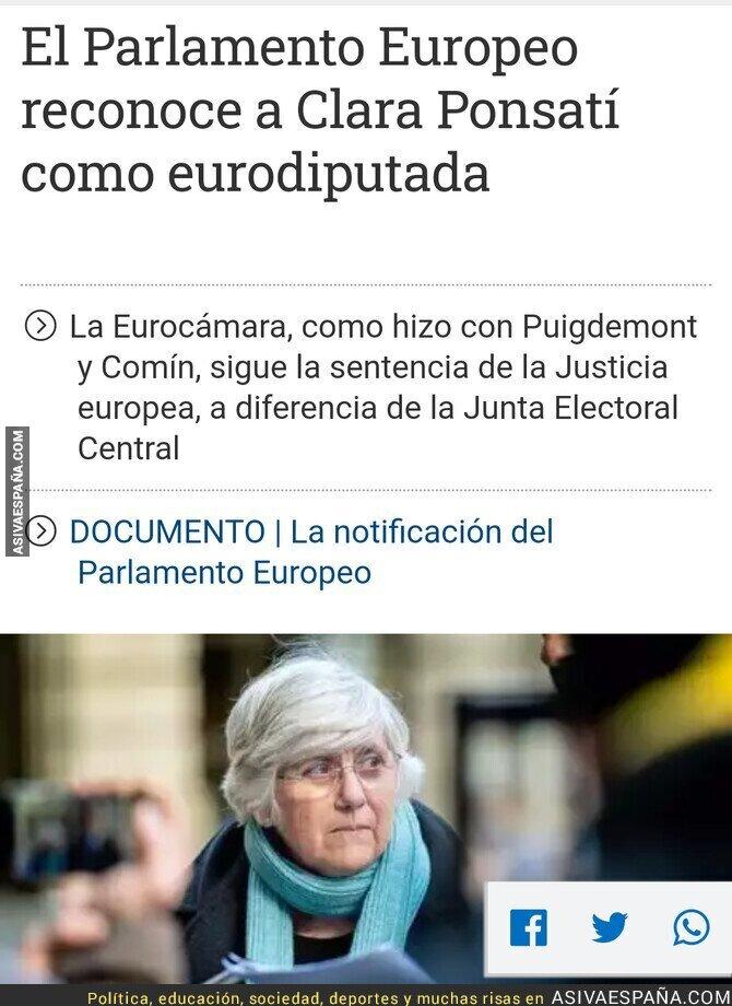 133801 - Oooooootra vez que la UE saca los colores al poder judicial controlado por el CGPJ de la derecha