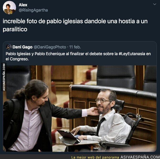 135130 - Pablo Iglesias no tiene piedad