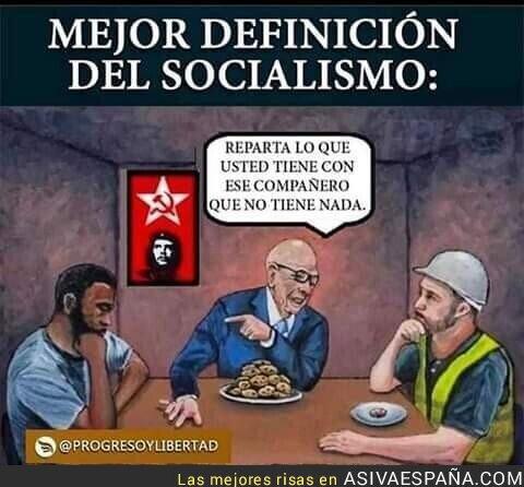135804 - Socialismo para estudiantes de Bachiller