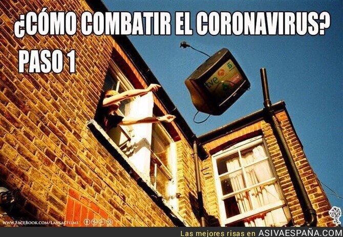 136831 - Combatiendo contra el coronavirus