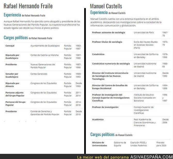 137048 - Rafael Hernando no es el más adecuado para reírse de Manuel Castells