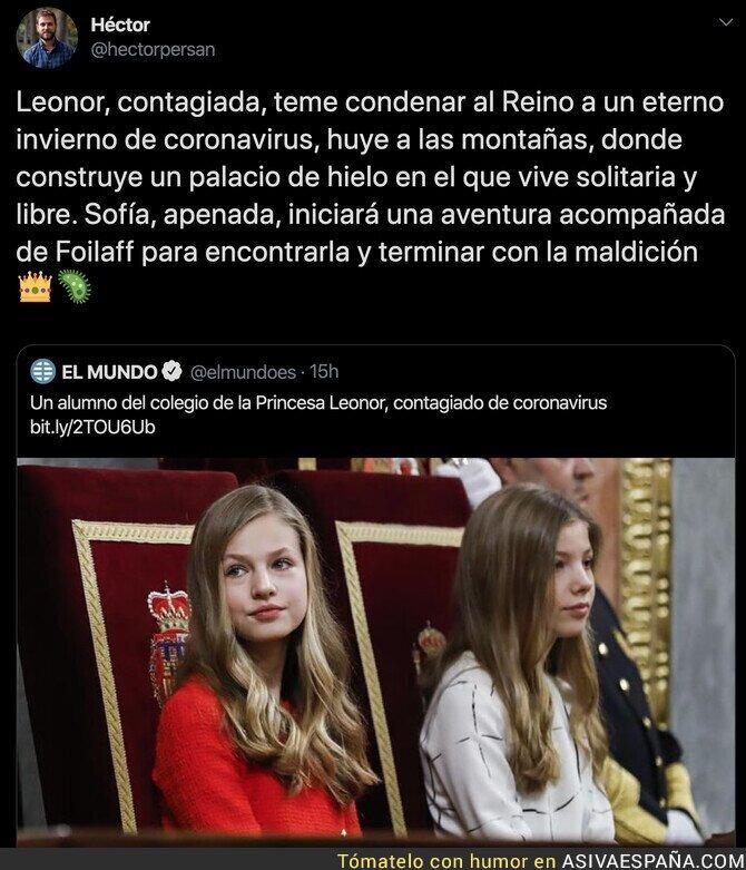 137186 - La gran misión de la Princesa Leonor
