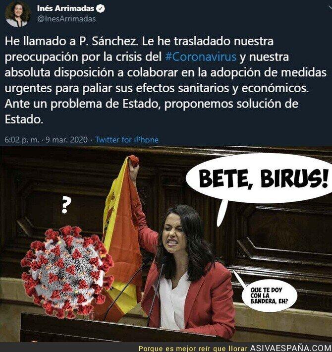 137352 - La solución de Inés Arrimadas