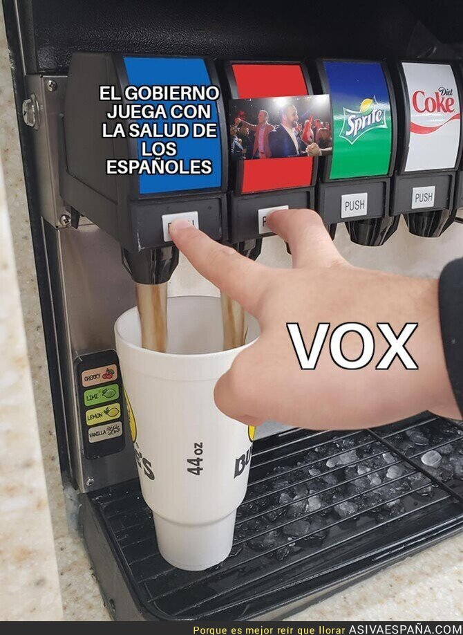 137384 - Menuda liada de VOX con el coronavirus