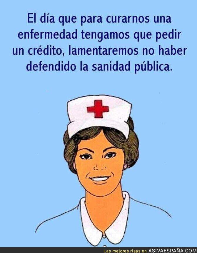 137534 - Bendita sanidad pública