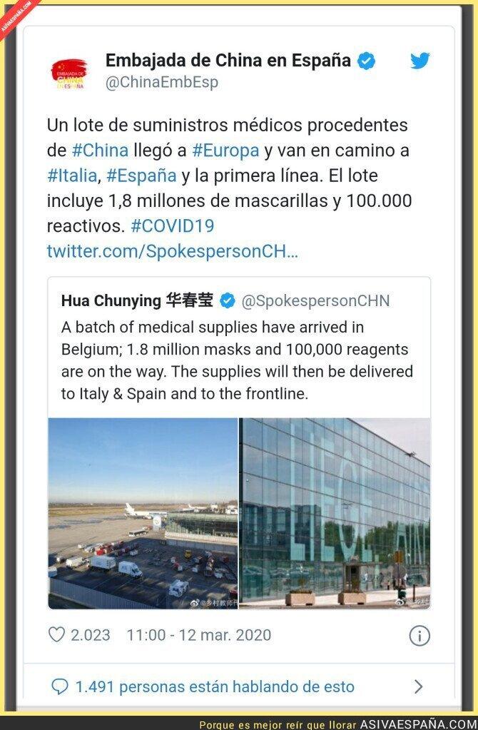 137694 - Malditos comunistas de China