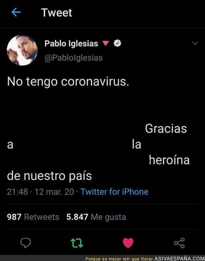 137833 - Pablo Iglesias está a salvo