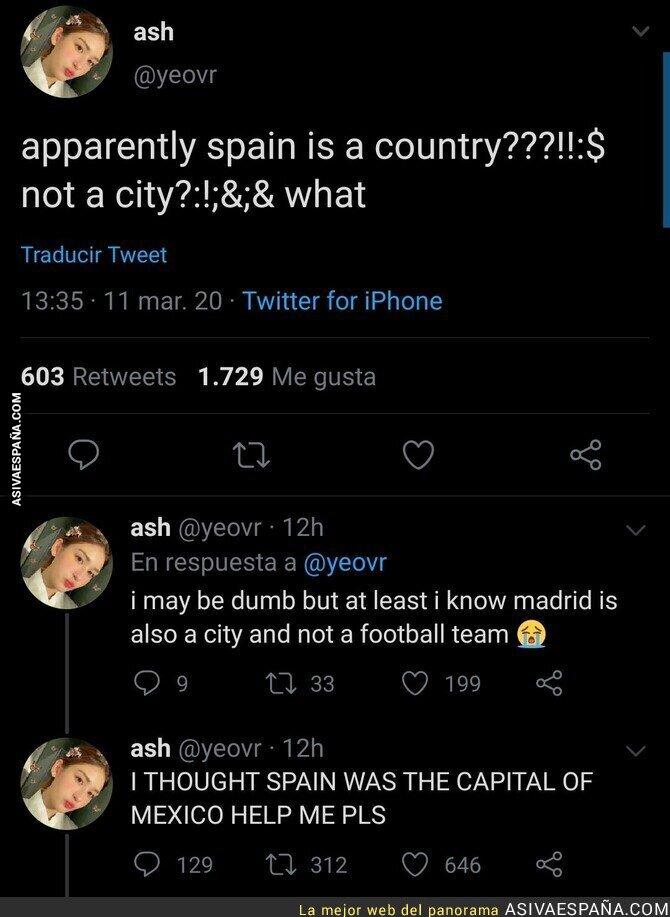 137884 - La ignorancia sobre España en el extranjero