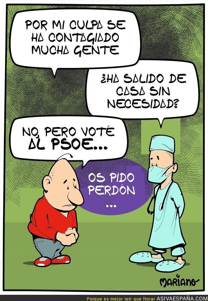 138625 - Los votantes del PSOE y Podemos ahora mismo