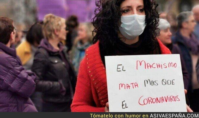 139334 - Mamarracha feminista el 8m