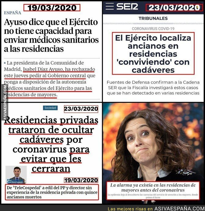 139651 - Tiene muy mala pinta lo que está pasando en Madrid