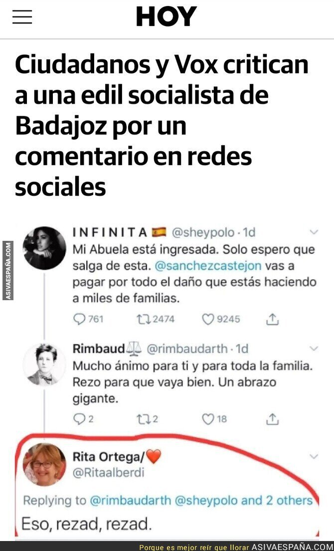 140199 - El PSOE debe desaparecer por acciones como esta