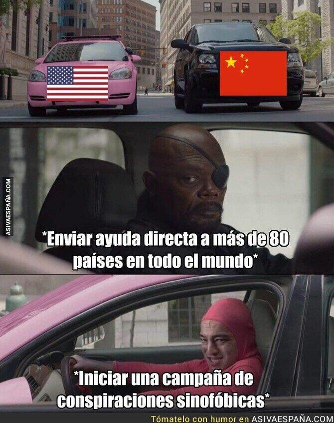 140844 - Nuestro verdadero amigo es China y no EEUU