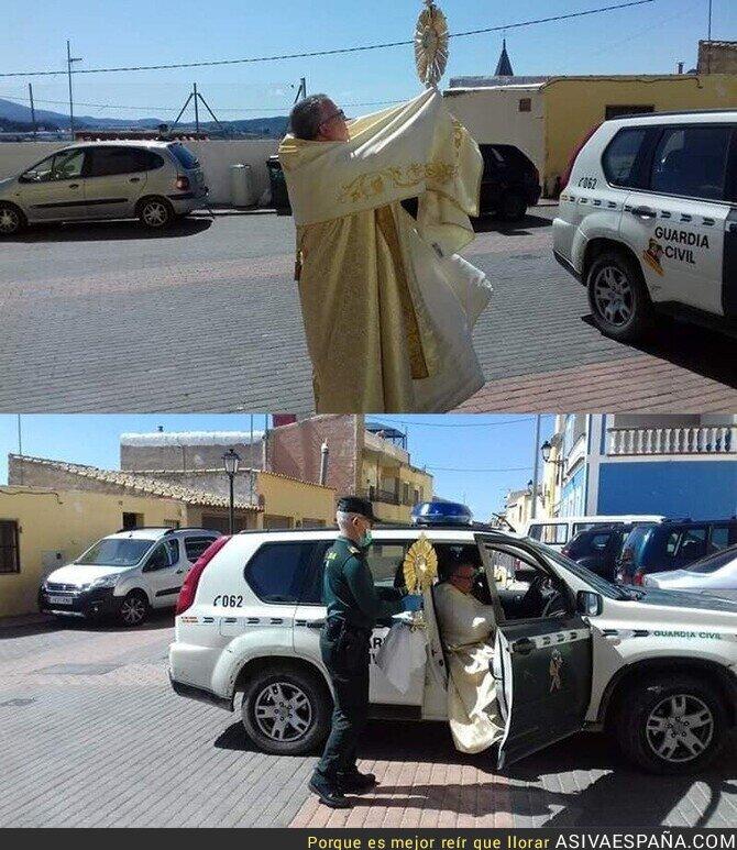140902 - ¿Este cura en Alicante qué se cree?