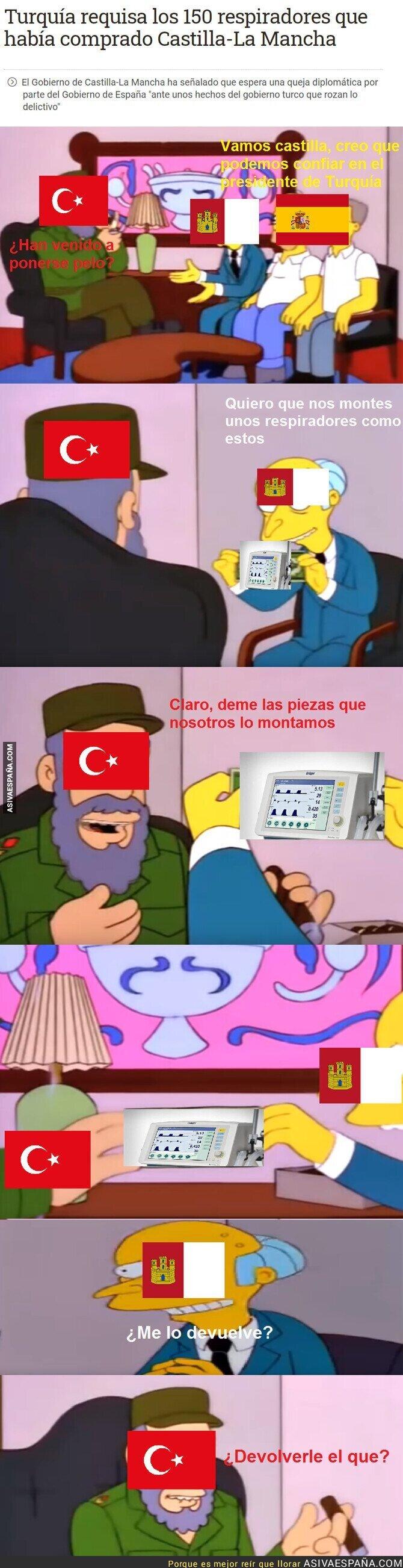 141834 - Vamos señor Burns, creo que podemos confiar en el presidente de Turquía