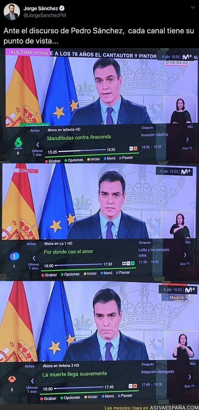 142085 - Antena 3 resulta la vencedora