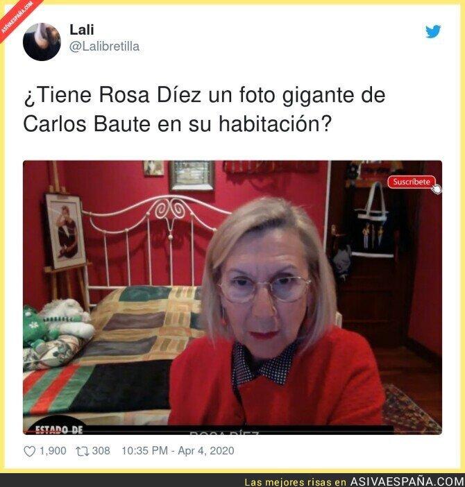142604 - Me da que Carlos Baute ha visto este tweet...  , por @Lalibretilla
