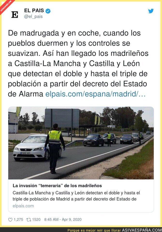 142819 - ¿El ejemplo que están dando los de Madrid?