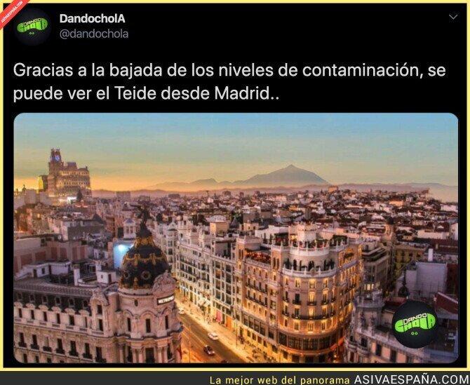 144691 - Buenas vistas desde Madrid